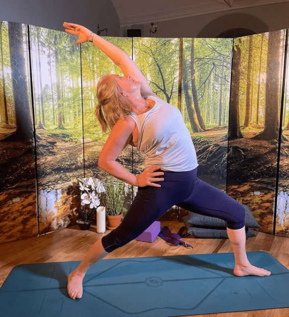 Yoga Hayat dengeden İbarettir