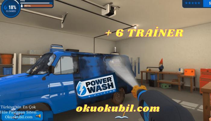 PowerWash Sim Su Basıncı