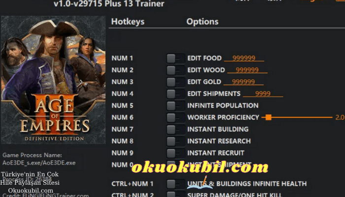 Age of Empires 3: 1.0