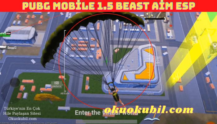Pubg Mobile 1.5 Beast Aim ESP