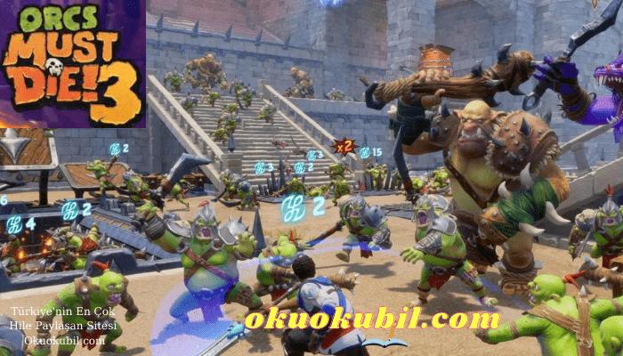 Orcs Must Die 3 V 1.0 Cephane +18 Trainer