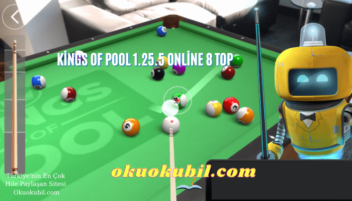 Kings of Pool 1.25.5 Online 8 Top Mod Apk