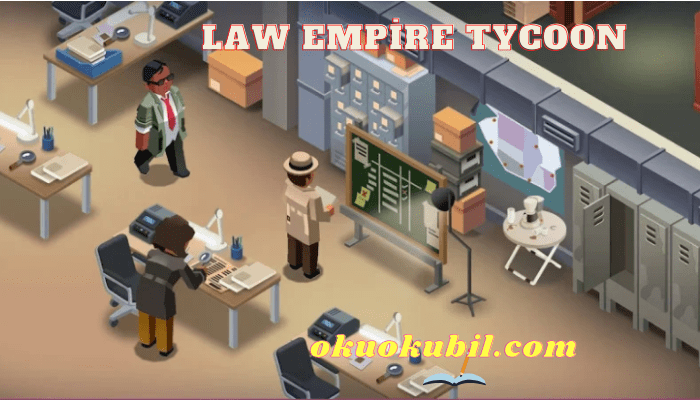 Law Empire Tycoon v1.9.1