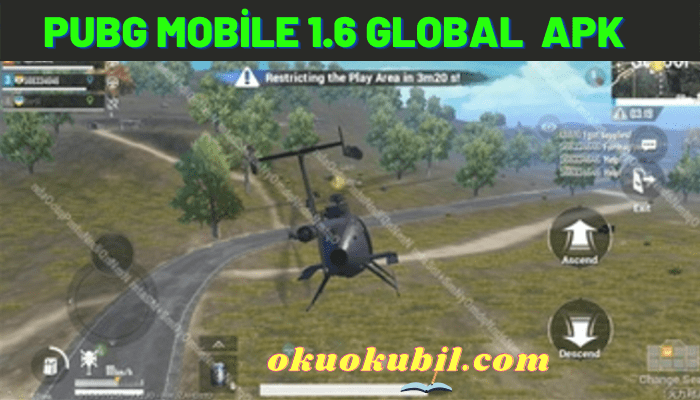 Pubg Mobile 1.6 Global APK